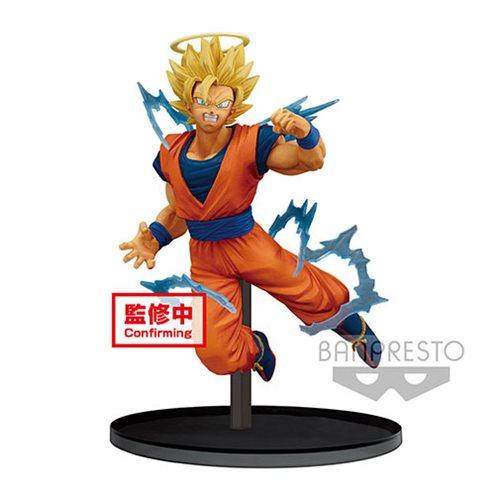 Dragon Ball Z Dokkan Battle Collab SS 2 Goku Statue