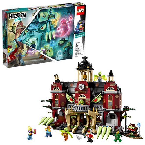 LEGO 70425 Hidden Side Newbury Haunted High School
