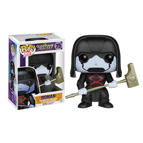 Guardians of the Galaxy Ronan Pop! Vinyl Bobble Figure