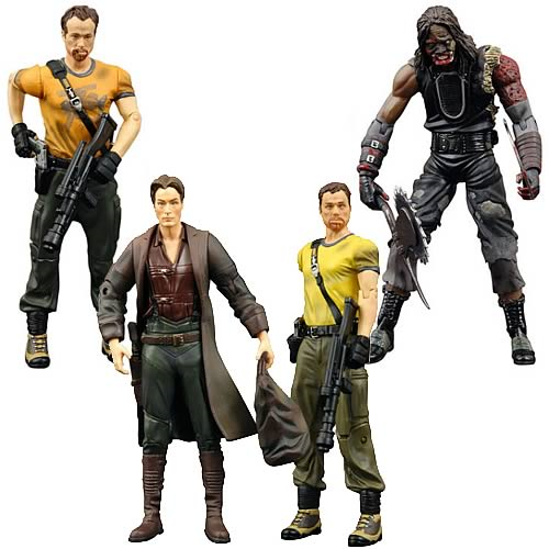 Joss Whedon`s Serenity Series 1 Action Figure Case