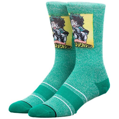 My Hero Academia Mens Sublimated Socks