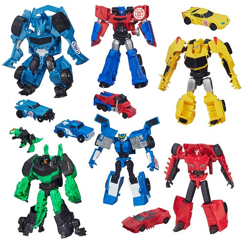 Transformers Robots in Disguise Legion Wave 2 Case