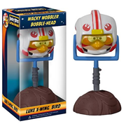 Star Wars Angry Birds X-Wing Bird Bobble Head