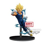 Dragon Ball Z Dokkan Battle Collab Majin Vegeta Statue