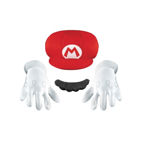 Super Mario Bros. Mario Child Roleplay Accessory Kit