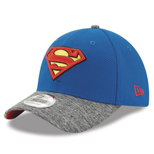 Superman Team Shaded 3930 Flex Fit Cap - Previews Exclusive