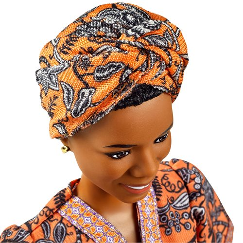 Barbie Inspiring Women Maya Angelou Doll