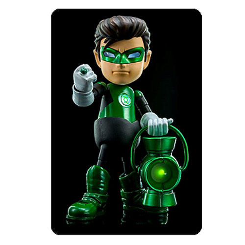 Green Lantern DC Comics Hybrid Metal Figuration Die-Cast Metal Action Figure