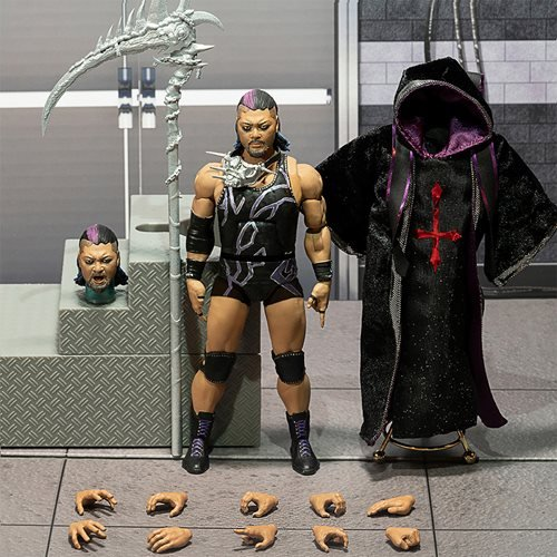 New Japan Pro-Wrestling Ultimates Evil 7-Inch Action Figure