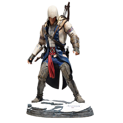 Assassin's Creed 3 Connor Kenway Life-Size Statue