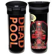 Deadpool 16 oz. Insulated Travel Mug