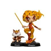 ThunderCats Cheetara and Snarf MiniCo. Vinyl Figure
