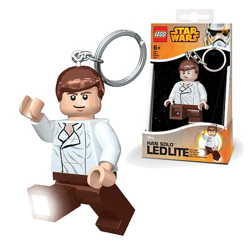 LEGO Star Wars Han Solo Flashlight