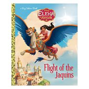 Disney Elena of Avalor Flight of the Jaquins Big Golden Book
