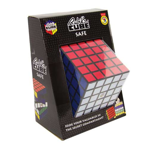 Rubik's Cube Safe, Not Mint