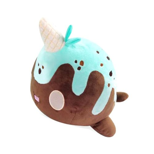 Nomwhal Mint Chocolate Chip Plush