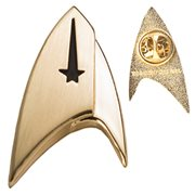 Star Trek Discovery Command Insignia Badge Lapel Pin