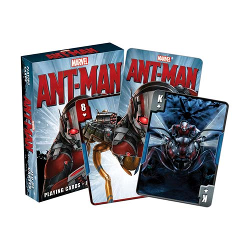 Ant-Man Playing Cards