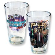 Guardians of the Galaxy Vol. 2 Space Guardians Pint Glass