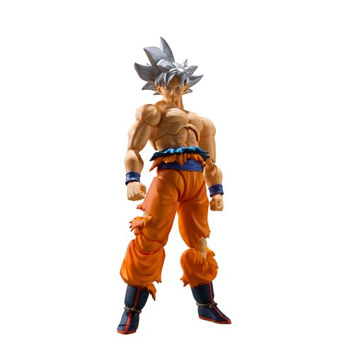 Dragon Ball Super Son Goku Ultra Instinct SH Figuarts Action Figure