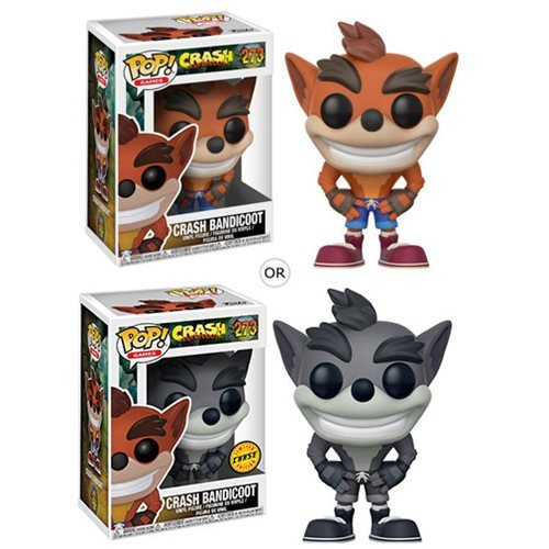 Crash Bandicoot Pop! Vinyl Figure #273