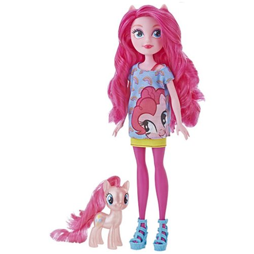 My Little Pony Equestria Girls Doll with Pony Wave 1 Set