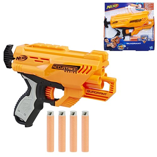 Nerf N-Strike Elite Quadrant Blaster, Not Mint