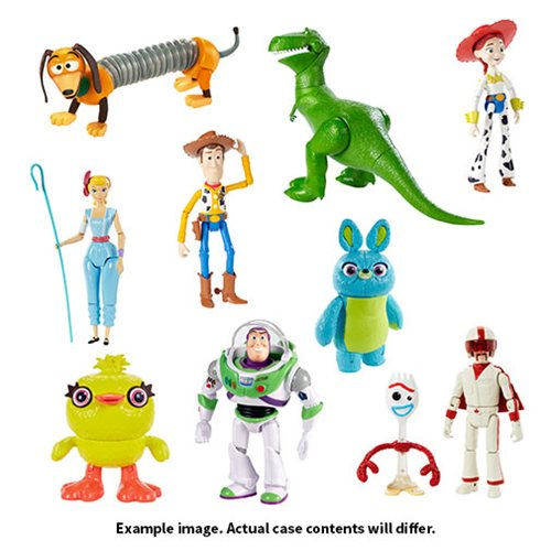 Toy Story 4 Basic Action Figure Case