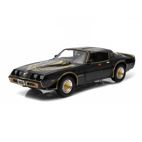 Smokey and the Bandit II Pontiac Firebird Trans Am Turbo 4.9 L 1:18 Scale Die-Cast Metal Vehicle