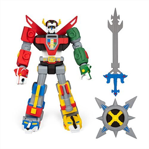 Voltron Deluxe 6-Inch Action Figure