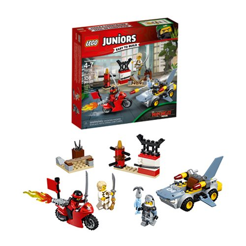 LEGO Juniors 10739 Ninjago Shark Attack