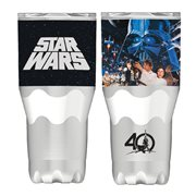 Star Wars 40th Aniversary 30 oz. Stainless Steel Vacuum Tumbler