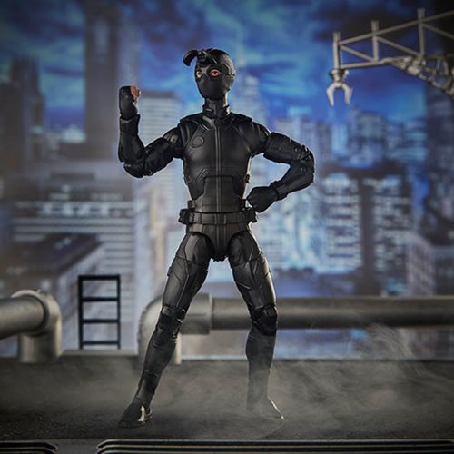 Spider-Man Marvel Legends 6-Inch Far From Home Stealth Suit Spider-Man Action Figure