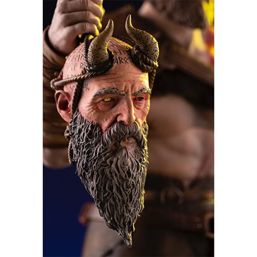 God of War Kratos 1:6 Scale Deluxe Action Figure