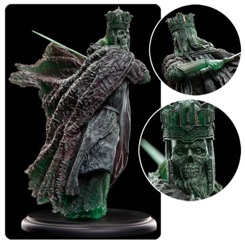 The Lord of the Rings: The Return of the King King of the Dead Mini-Statue