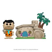 Flintstone's Home Pop! Town