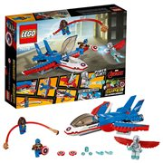 LEGO Avengers 76076 Captain America Jet Pursuit