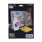 Line Friends BTS BT21 Gadget Decals Stickers