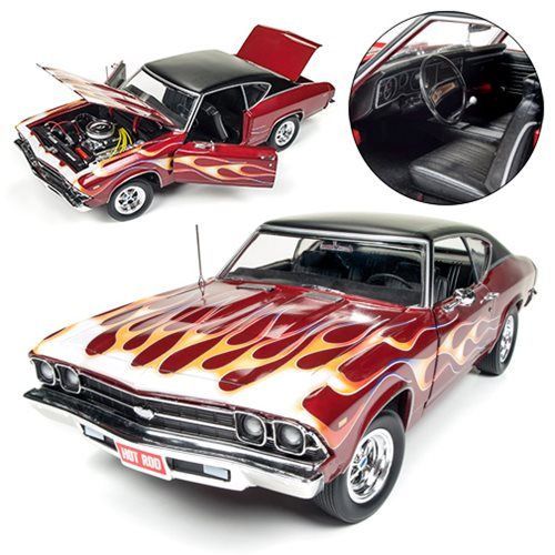 1969 Chevrolet Chevelle 1:18 Scale Die-Cast Vehicle