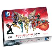 DC Comics Deck Building Game Heroes Unite