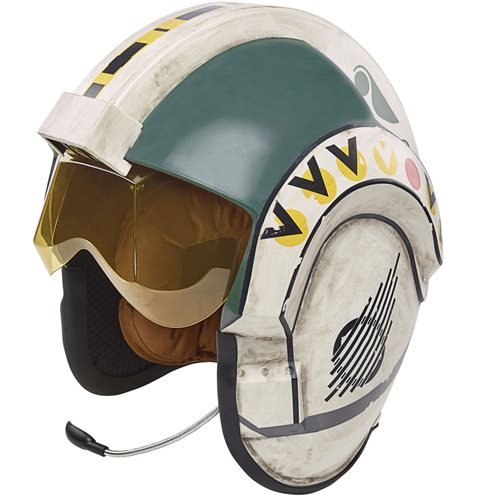 Star Wars The Black Series Wedge Antilles Helmet Prop Replica