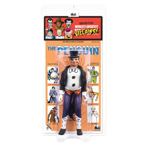 DC Comics Retro 8 Inch Action Figure Series The Penguin