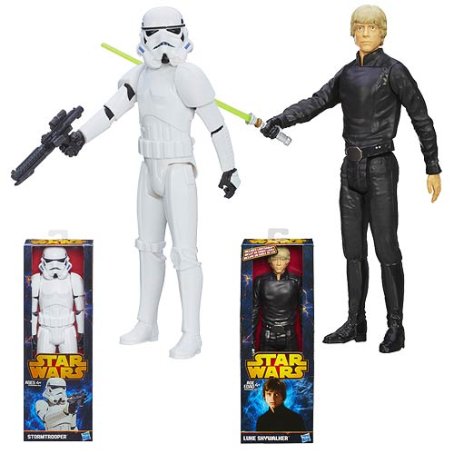 Star Wars 12-Inch Action Figures Wave 3 Set