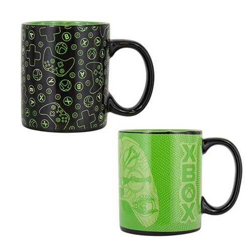 Xbox Heat-Change 11 oz. Mug