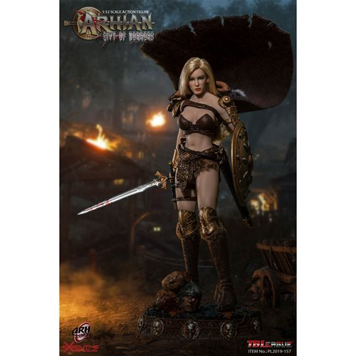 Arhian City of Horrors 1:12 Scale Action Figure