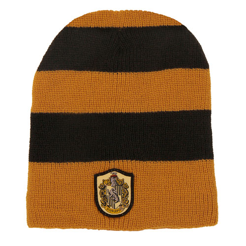 Harry Potter Hufflepuff House Slouch Beanie Hat