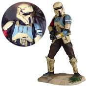 Star Wars Rogue One Scarif Shoretrooper Collector's Gallery Statue