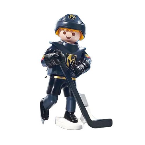 Playmobil 9394 NHL Las Vegas Golden Knights Player Action Figure