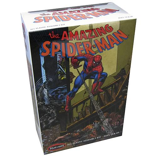 Spider-Man Model Kit