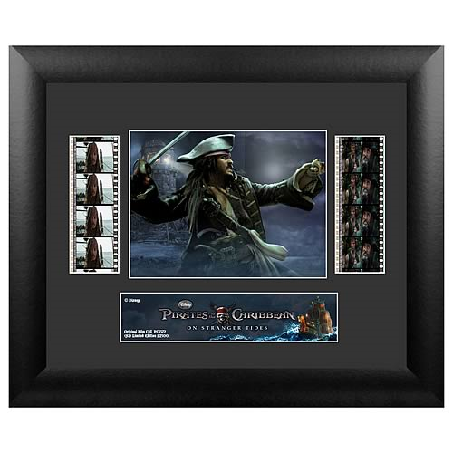 POTC On Stranger Tides Series 2 Double Film Cell